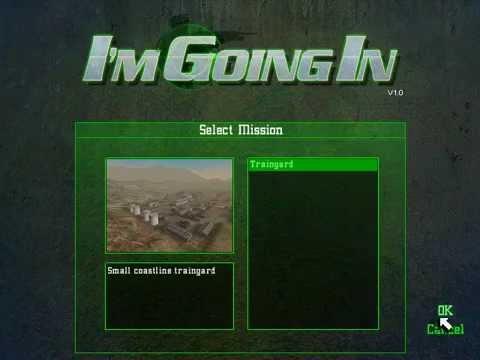 Сыграем в Project I.G.I.: I'm Going In Demo
