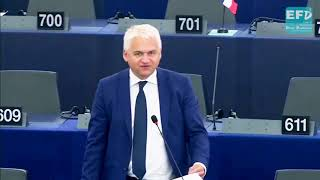 Stop berating Trump: EU has significantly worse record on tariff barriers - Patrick O'Flynn MEP