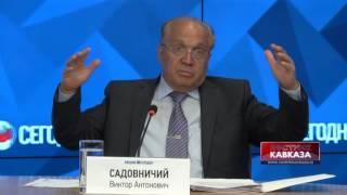 Копия высотки МГУ появится в Китае - Садовничий