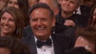 Jimmy Kimmel blames Mark Burnett for Donald Trump at the Emmy Awards