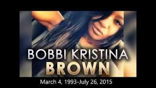 Whitney Houston & Bobbi Kristina Brown Tribute - I Didn