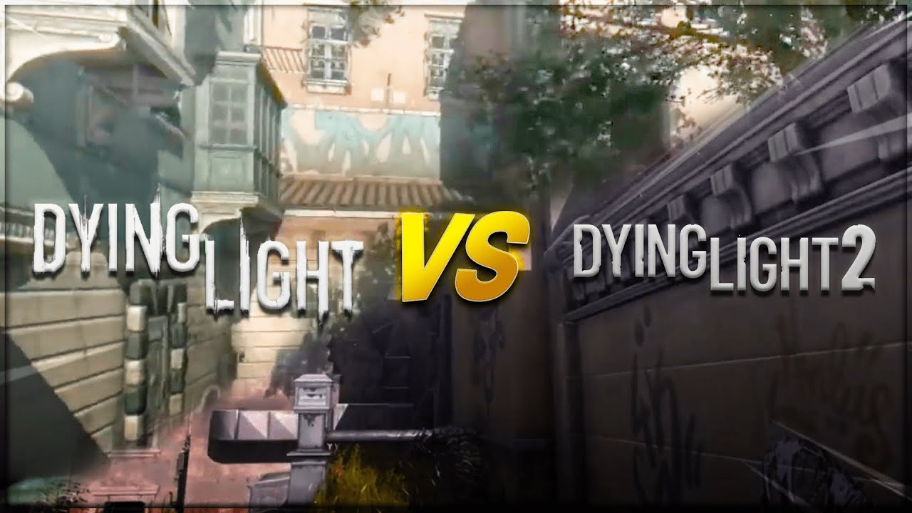 Dying Light vs Dying Light 2 thumbnail