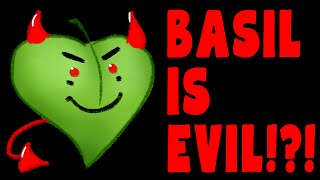 What does a BASILISK have to do with BASIL?!?! Amazing Herb Facts: The Mythology of Basil