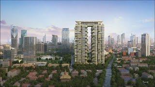 建築3D  柬埔寨地產【sky villa】 聖工坊2015