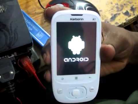 karbonn mobiles a1 hard reset   YouTube