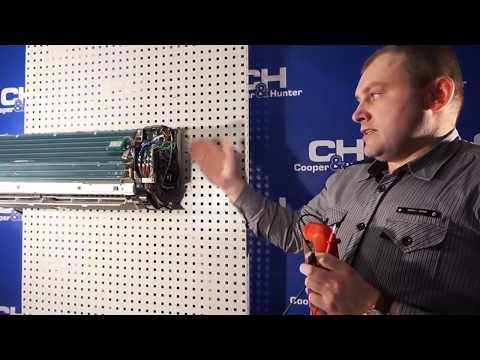 Mini Split Troubleshooting - H6 error code (Cooper&Hunter Victoria Series)