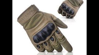 freetoo men s outdoor gloves full finger gloves