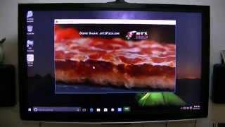 Tronsmart Ara X5 Windows 10 TV Box Cherry Trail Z8300 review