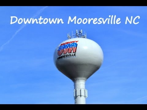 Town of Mooresville NC, Iredell County