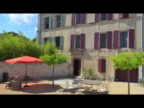 Maison De Vacances A LOUER - Lacoste Luberon - 4 Chambres - Piscine