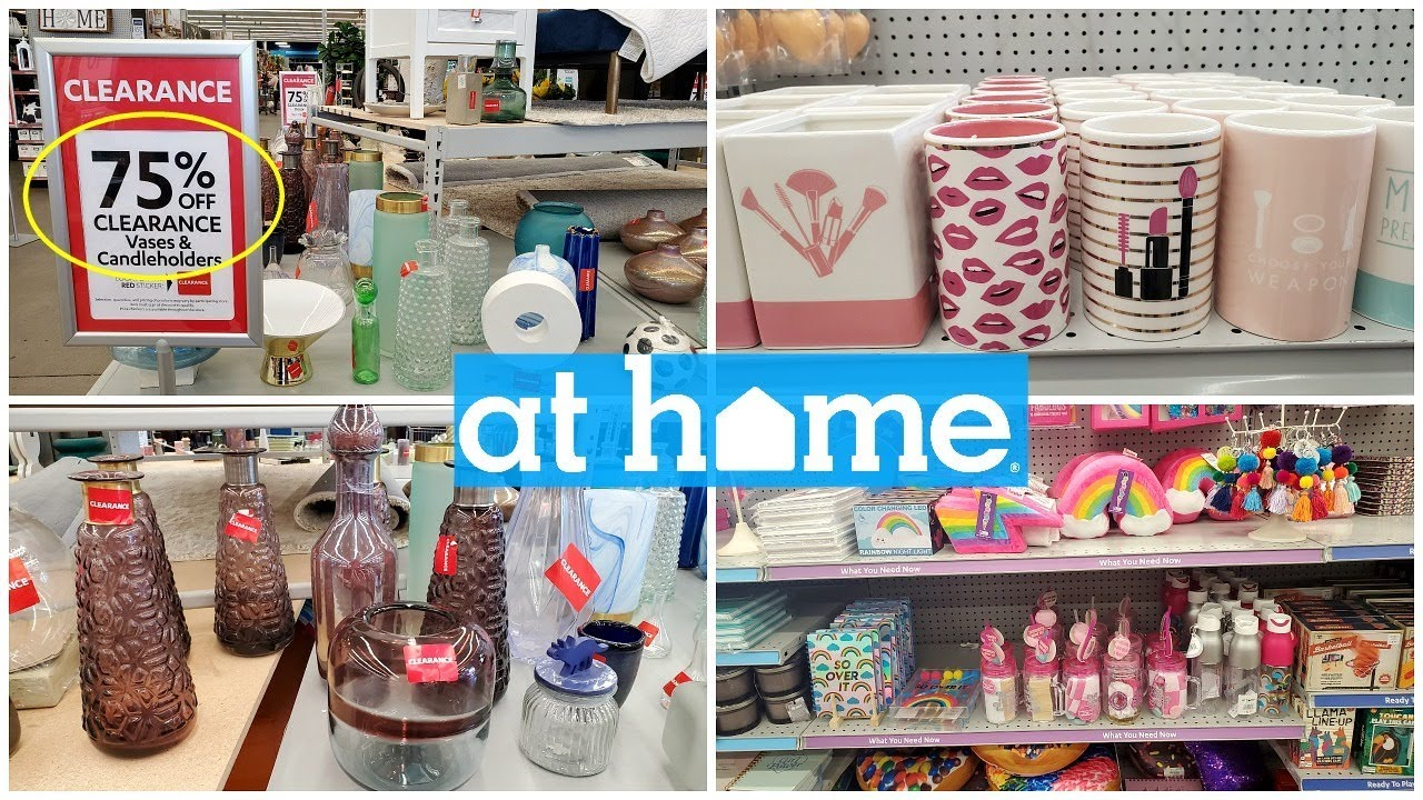 Clearance At Home Store 75 Off Home Decor More Walkthrough 2020 Youtube