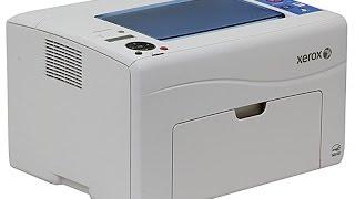 Xerox Phaser 6010/ Исправляем ошибку датчика CTD