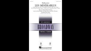 Les Misérables (Medley) (SATB Choir) - Arranged by Ed Lojeski
