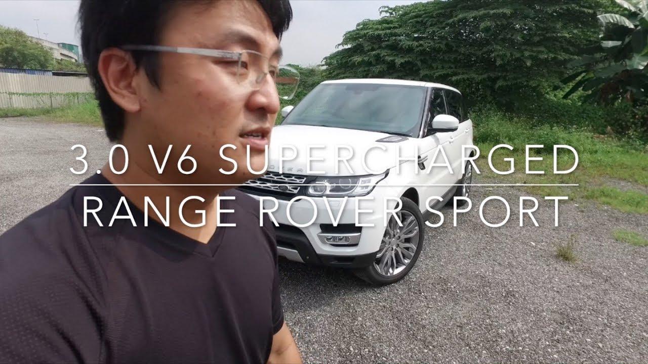Range Rover Sport 3 0 V6 Supercharged 2017 Evo Malaysia Com Full