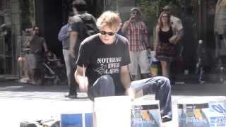 World's Fastest Plastic Bucket Drummer: Chapter 2