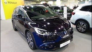 2019 Renault Grand Scenic Initiale Paris TCe 160 - Exterior and Interior - Auto Zürich Car Show 2018
