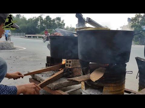 Street Food Vietnam - Travel Countryside Saigon - Bat Ca Mien Que