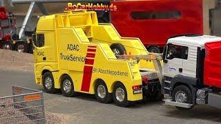 AMAZING RC TRUCK MODELS, CONSTRUCTION MACHINES, TRACTORS AT FAIR ERFURT p12