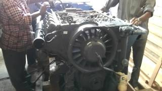 New Deutz V8 Aircooled