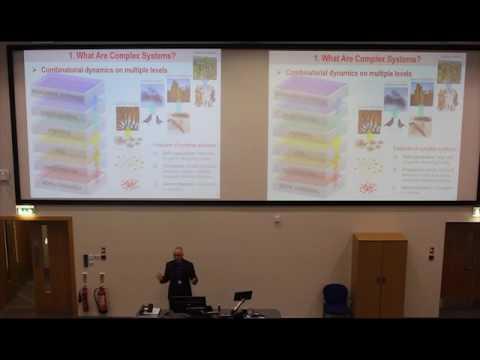 Prof. René Doursat - Professoriate Lecture