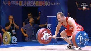 2019 World Weightlifting Championships. men 89kg \ Чемпионат мира мужчины до 89кг