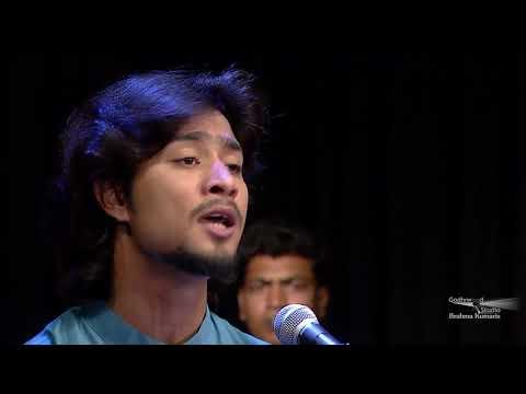 Rabindra Sangeet - Maharaja Eki Saje  Saikat Bandopadhyay - Bengali Song - Brahma Kumaris