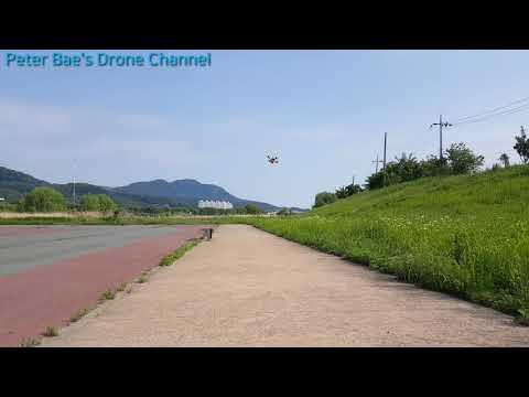 Фото #18 Racing drone acro mode practice 레이싱 드론 아크로 모드 비행연습