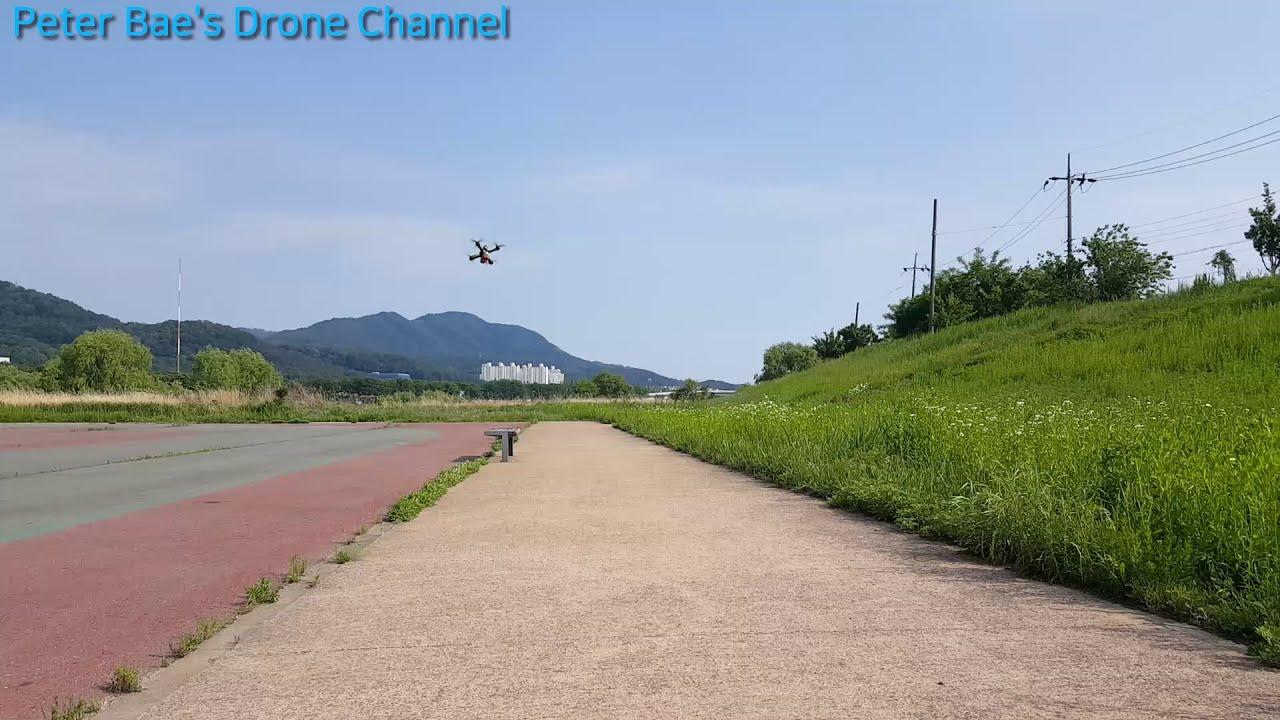 #18 Racing drone acro mode practice 레이싱 드론 아크로 모드 비행연습 картинки