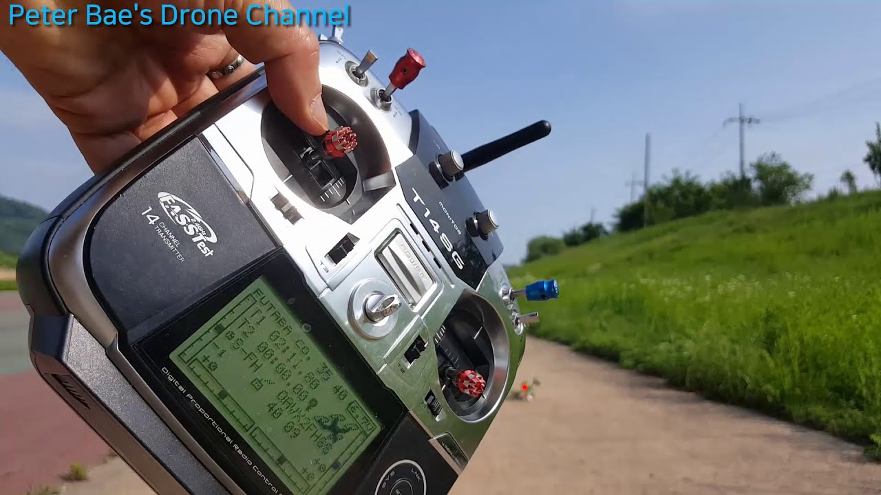 #18 Racing drone acro mode practice 레이싱 드론 아크로 모드 비행연습 фотки
