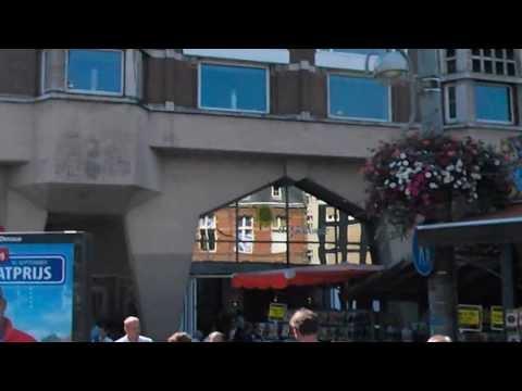 SIGHTSEEING TOUR MUNTPLEIN AMSTERDAM THE NETHERLANDS