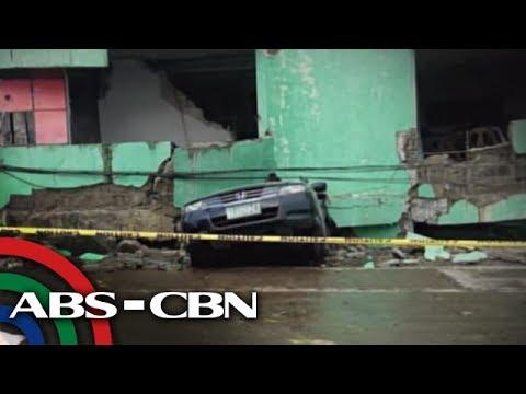 Bandila: 2 patay matapos ang magnitude 6.5 na lindol sa Leyte