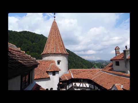 Bran Castle and medieval torture instruments, Romania