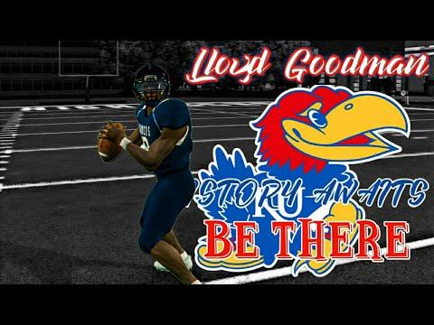 MADDEN 19 NFL JOURNEY ROAD|| Lloyd Goodman High School Senior Highlights