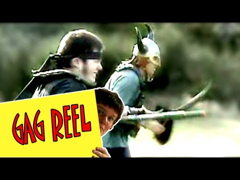 GAG REEL | Beowulf and the Dragon