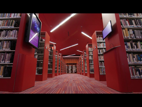Boston Public Library's Johnson Building Transformation: A Library for the 21st Century