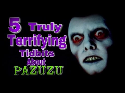 Five Truly Terrifying Tidbits About Pazuzu