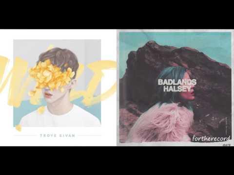 New Fools - Troye Sivan V. Halsey (Mashup)