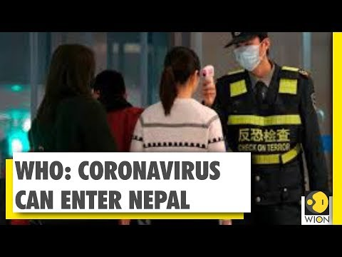 WHO Warns Nepal Over Coronavirus| WION | World News | Live News