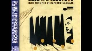 Dj Mitsu The Beats - Blue Impressions