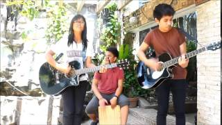 Ever Enough by : A Rocket to the Moon  (Cover by: Trio Outside Destiny Band)