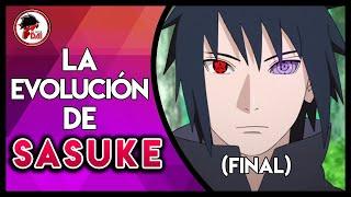 Naruto: Historia y Evolución de SASUKE UCHIHA (FINAL)