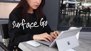 활용도 갑, 이번엔 가격도 괜찮다!? 윈도우 태블릿 마이크로소프트 서피스고 사용해봤어요! Microsoft Surface Go review!