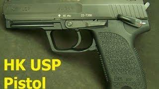 HK USP Pistol