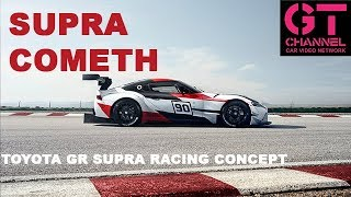 video thumbnail of Toyota GR Supra Racing Concept Video