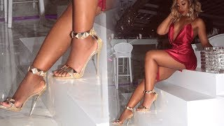 How to Walk in Heels! And Other HACKS! | Jackie Aina
