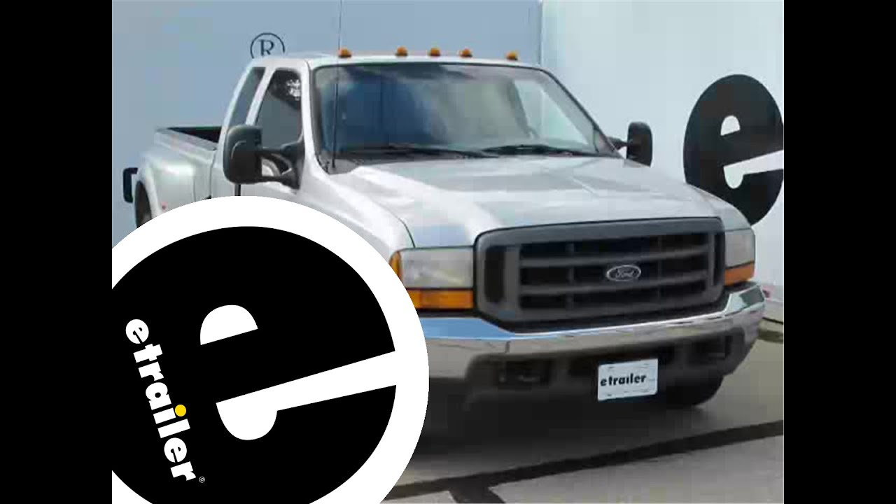 2001 Ford F350 Wiring Diagrams
