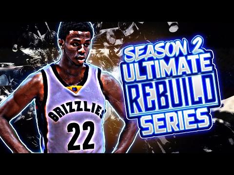 2K IS BROKEN!! ULTIMATE REBUILDING SERIES #4 NBA 2K17 MY LEAGUE