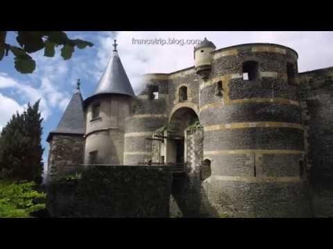 Château d'Angers | France Sights | Trip | Tour | Travel