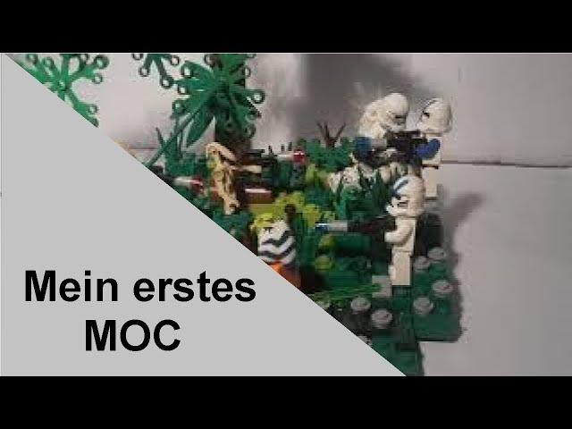 Mein erstes Lego Star Wars MOC | Steinfreund2014