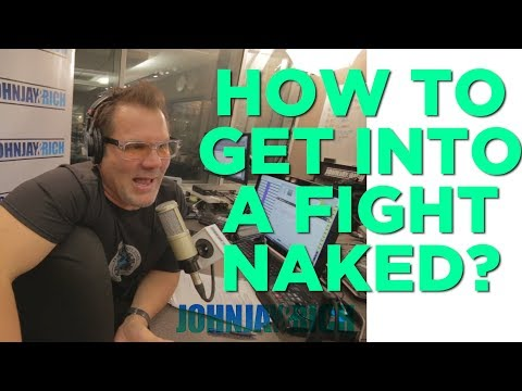 In-Studio Videos - The Naked Ceiling Fan Fight!